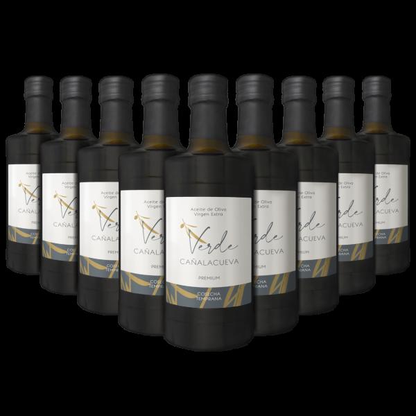 Pack 9 botellas